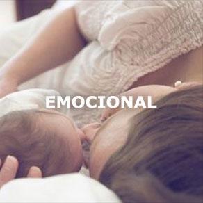 Área - Emocional