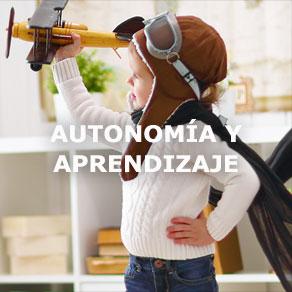 Área - Autonomía y Aprendizaje